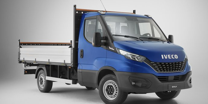 IVECO Daily Fahrgestell für Transporte